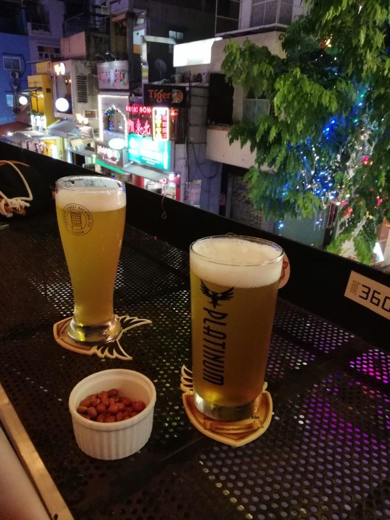 Saigon - Pivo Ong Cao Craft Beer