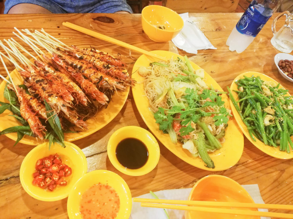 Phu Quoc - Sea food, that is my style