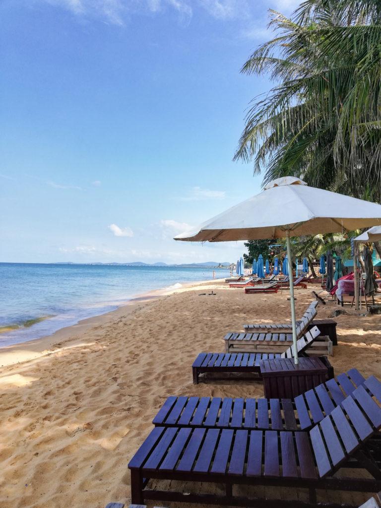 Phu Quoc pláž