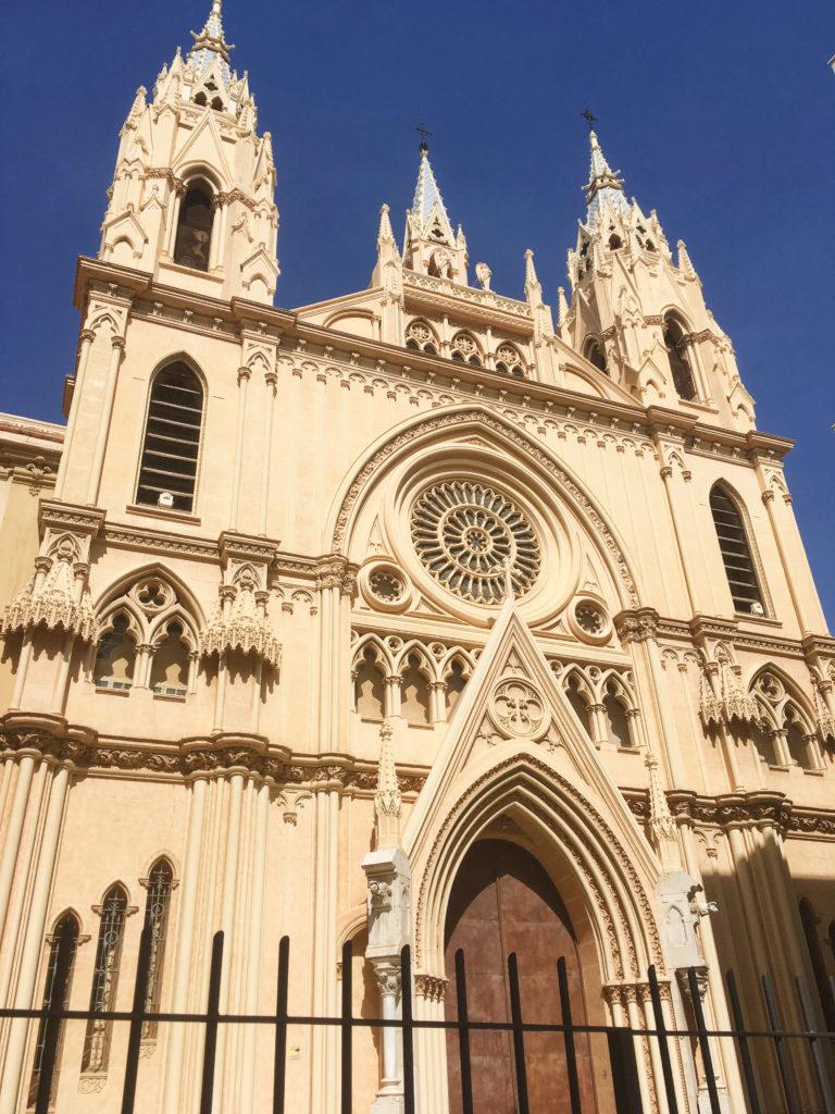 Co vidět v Malaze - katedrála