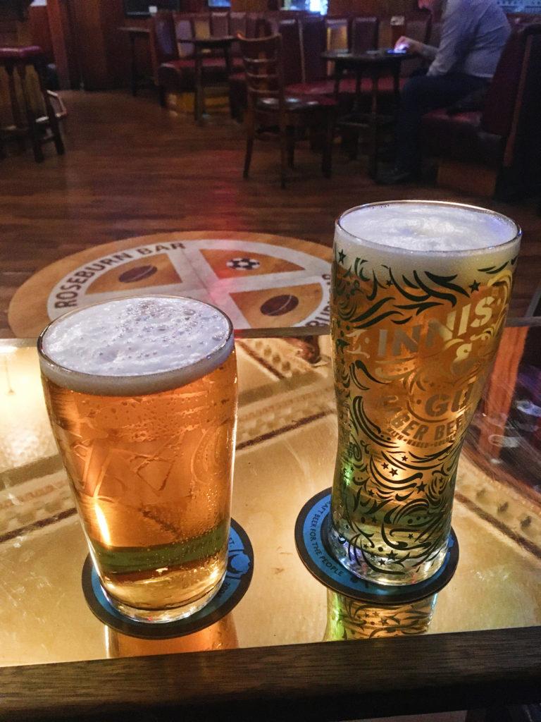 Edinburgh - ráj pivařů