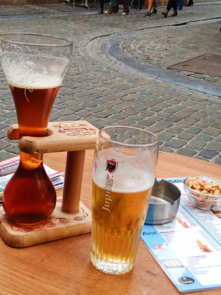 Brusel a pivo