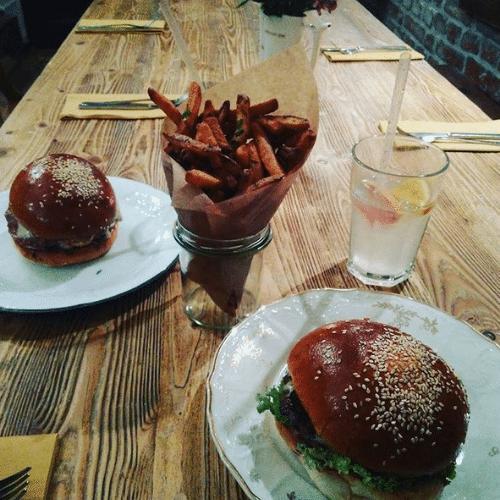 Burger Praha - Dish