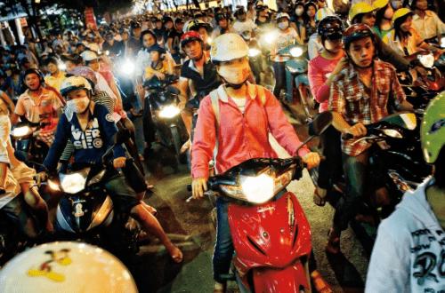 Doprava ve Vietnamu