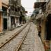 Hanoj - Train Street