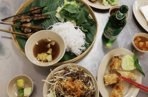 Vietnam - Bun cha